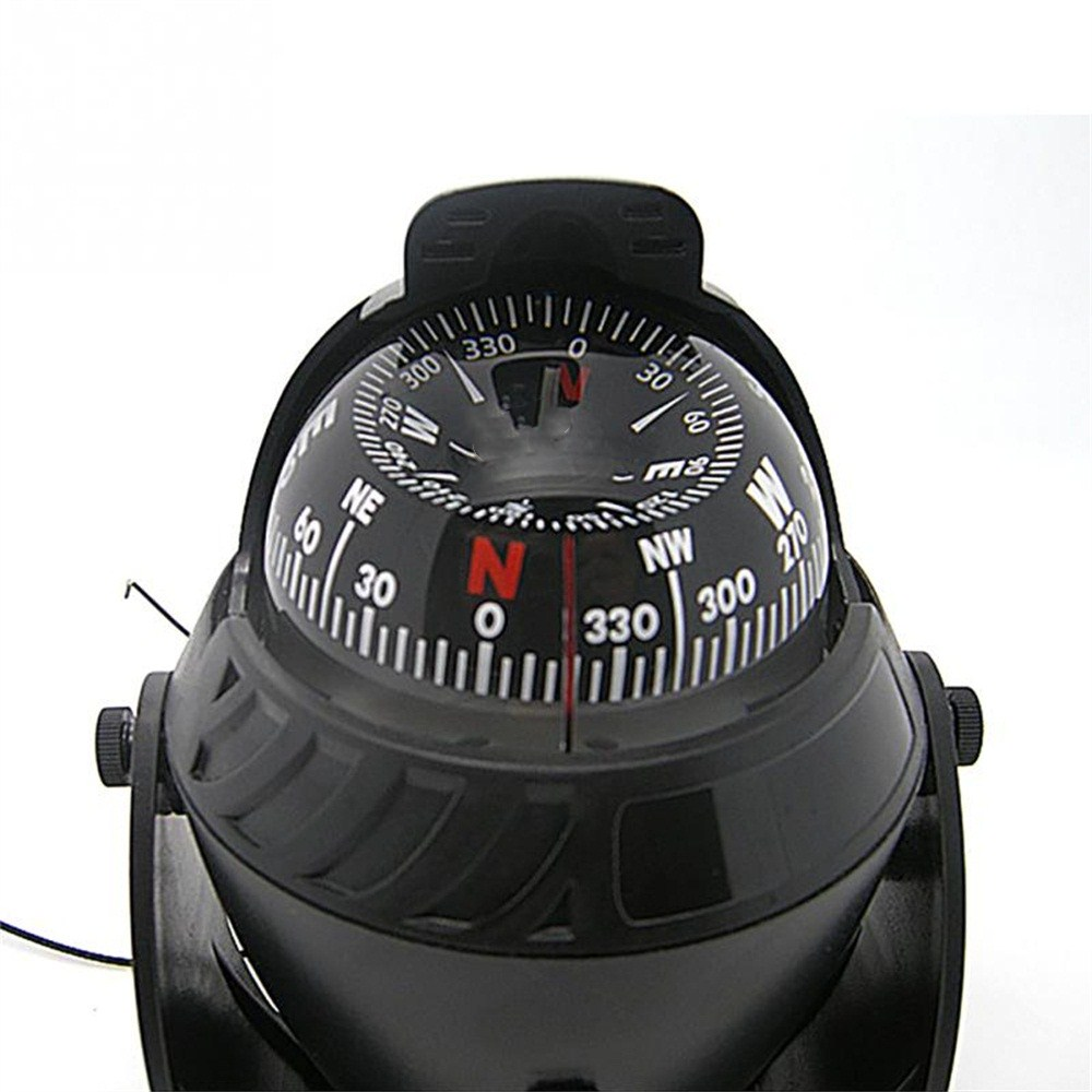 Multifunction Navigation Spherical Compass With Magnetic Deviation Adjustment