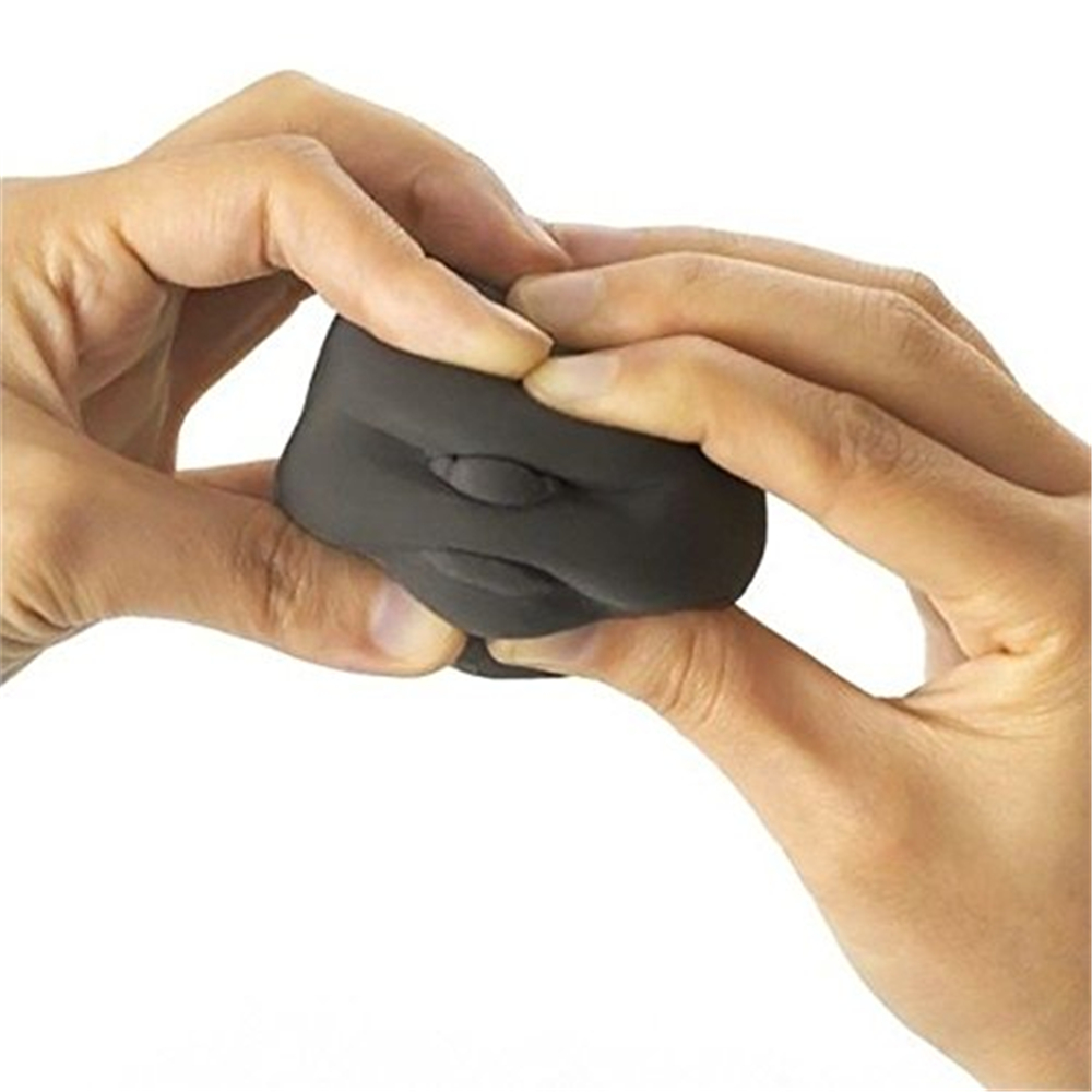 Jumbo Squishy Anti-stress Face Ball Toy 4PCS