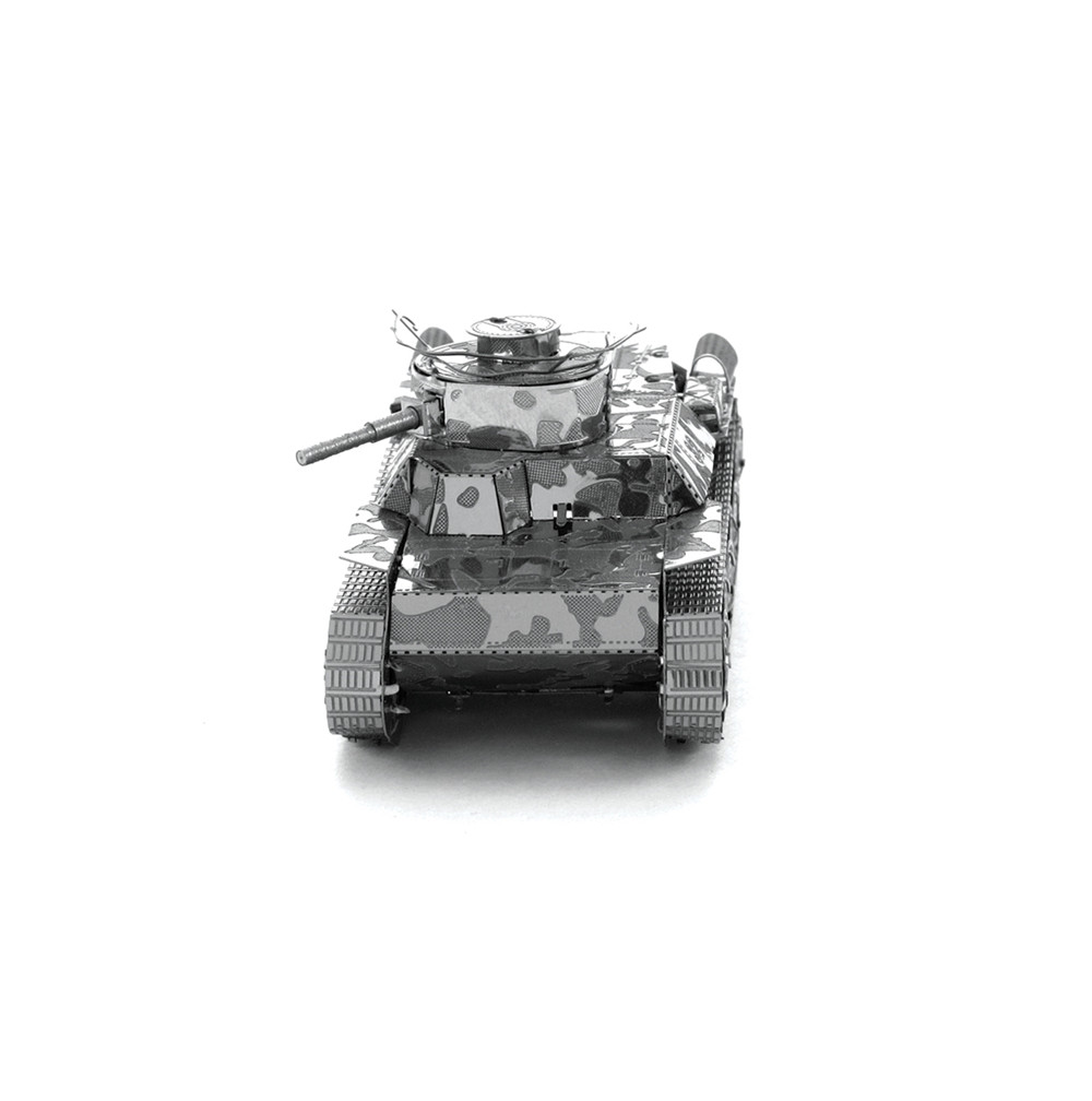 Creative Type 97 Tank 3D Metal High-quality DIY Laser Cut Puzzles Jigsaw Model Toy