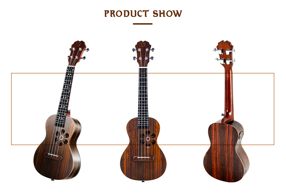 Reality dating show ukulele