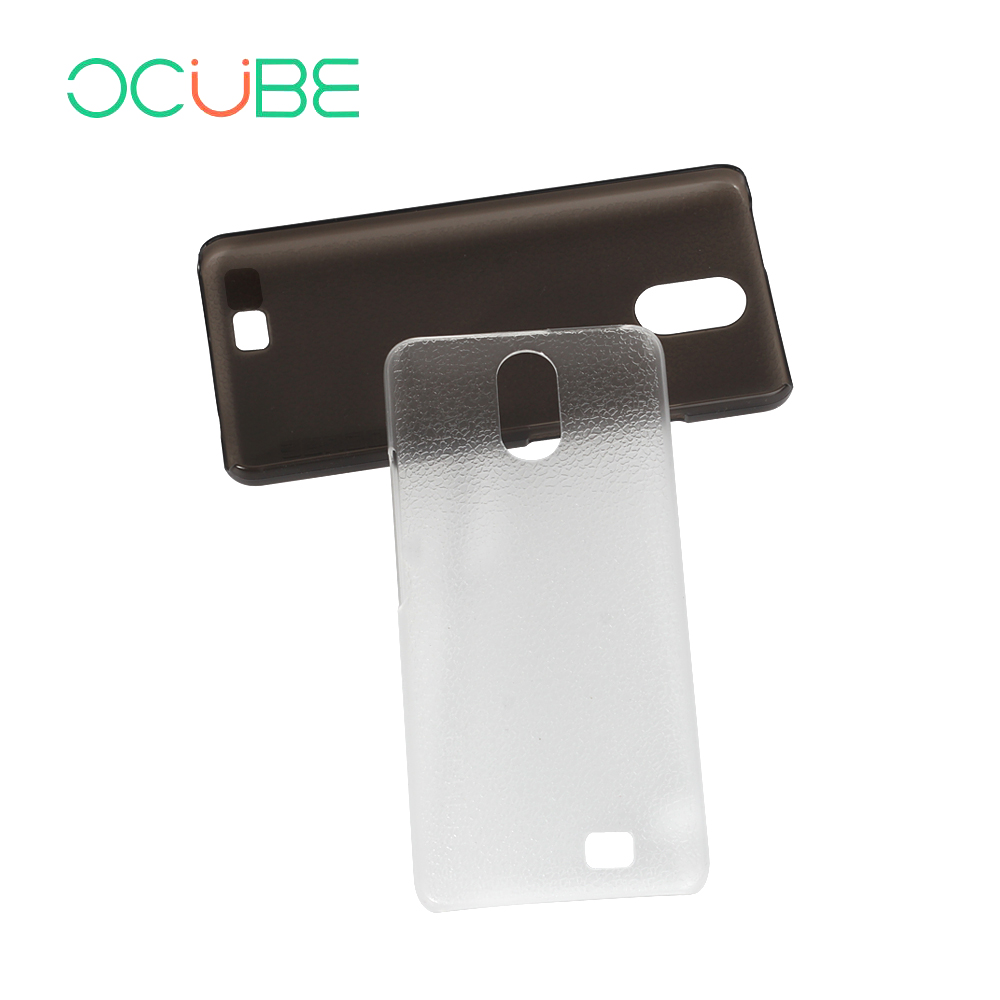 OCUBE Thinnest Anti-Scratch Anti-Yellowing Protective Cover Case for HOMTOM S12 5.0 inch