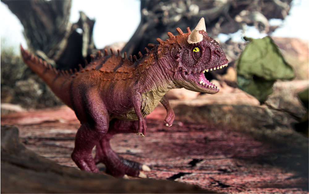 Carnivorous Dragon Model Toy- Red