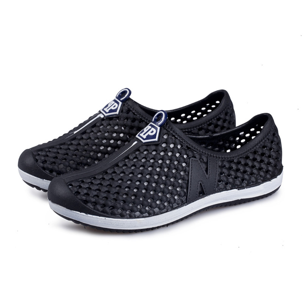 ZEACAVA Men's Summer Set Foot Breathable Mesh Shoes
