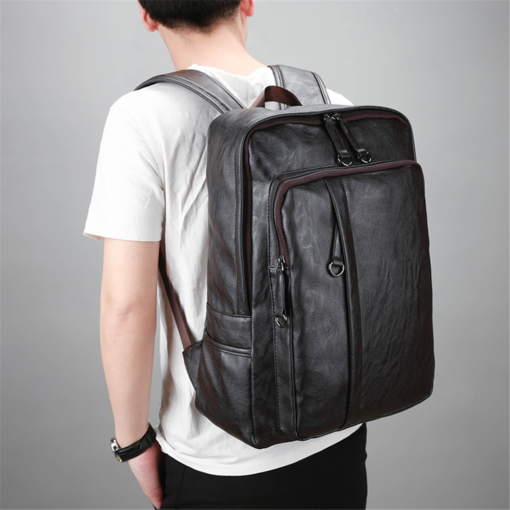 Men'S Large Capacity High Quality Backpack