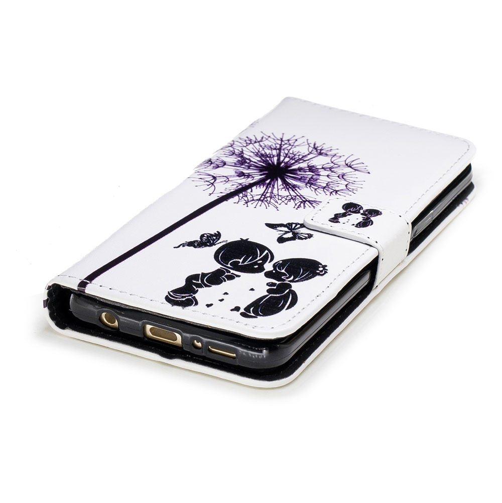 Filp Case for Samsung Galaxy S9 Child Pattern Wallet Stand Cover