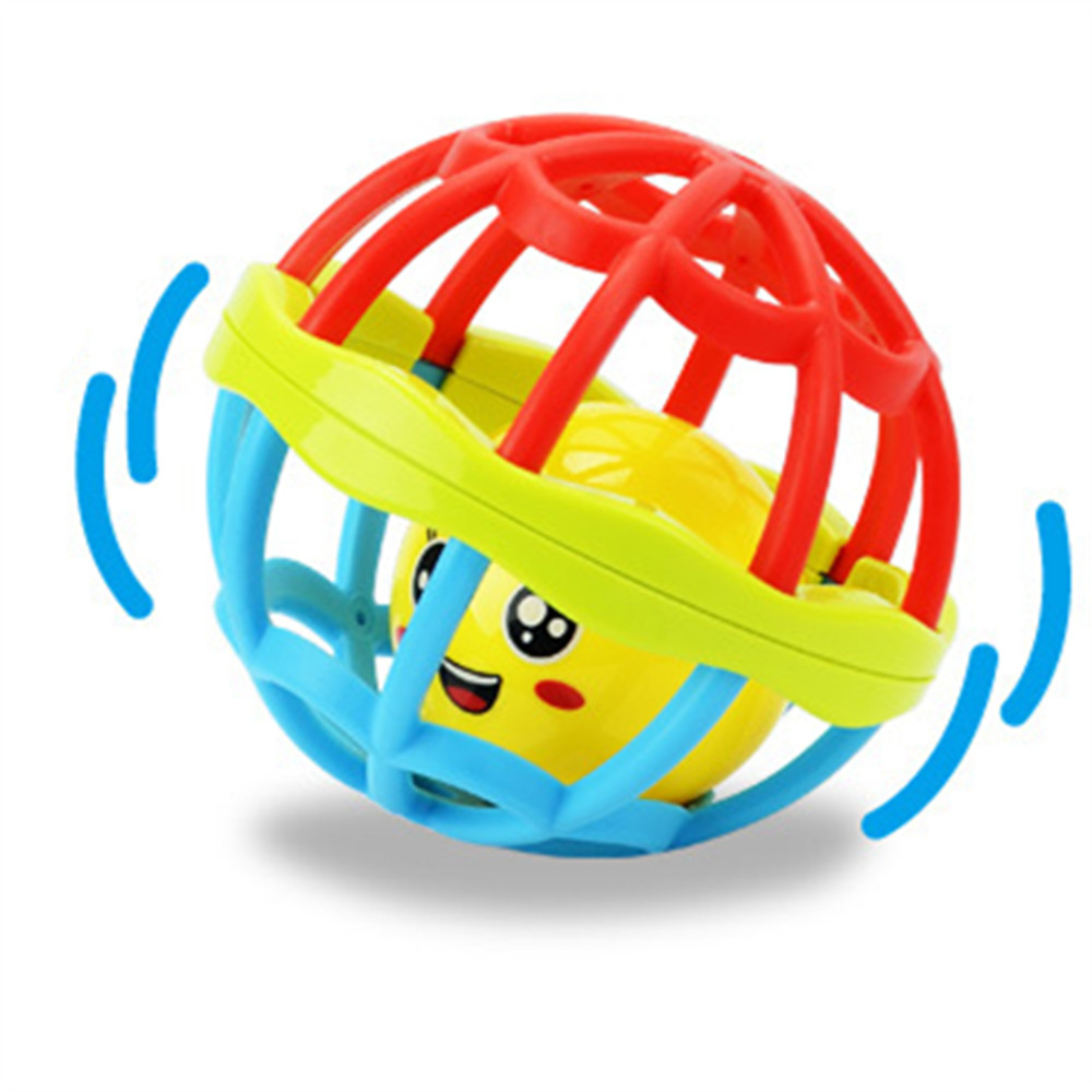 Baby Puzzle Toy Grasp Hole Ball