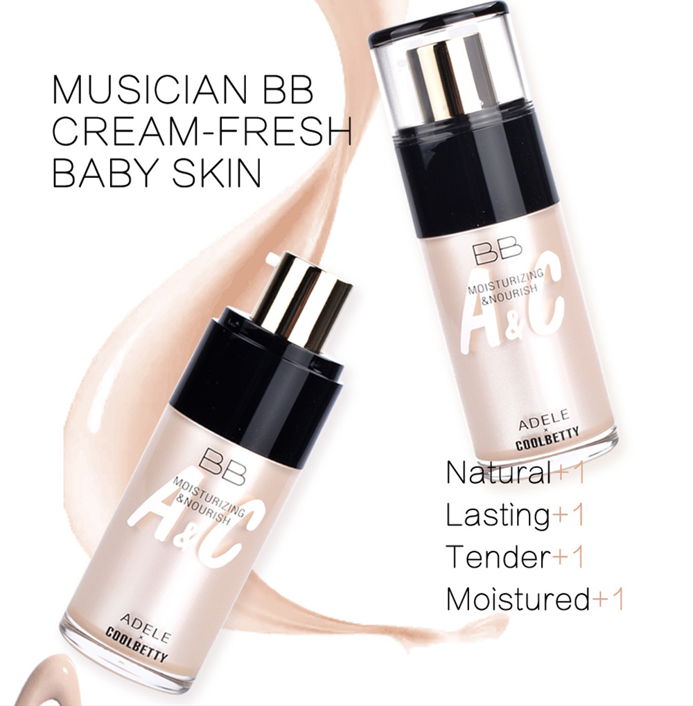 COOLBETTY C91026 Musician Baby Muscular Water BB Cream