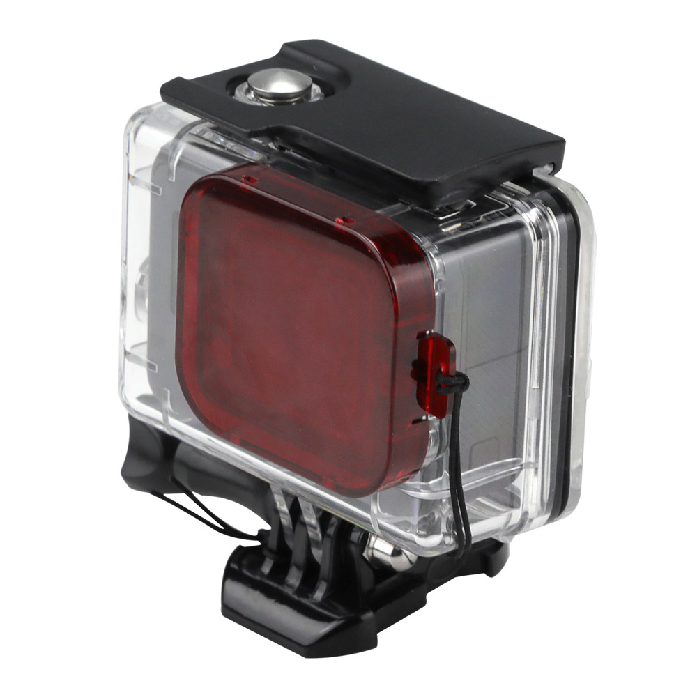 Diving Filter for GoPro Hero 6 5 Black Waterproof Case Lens Filter