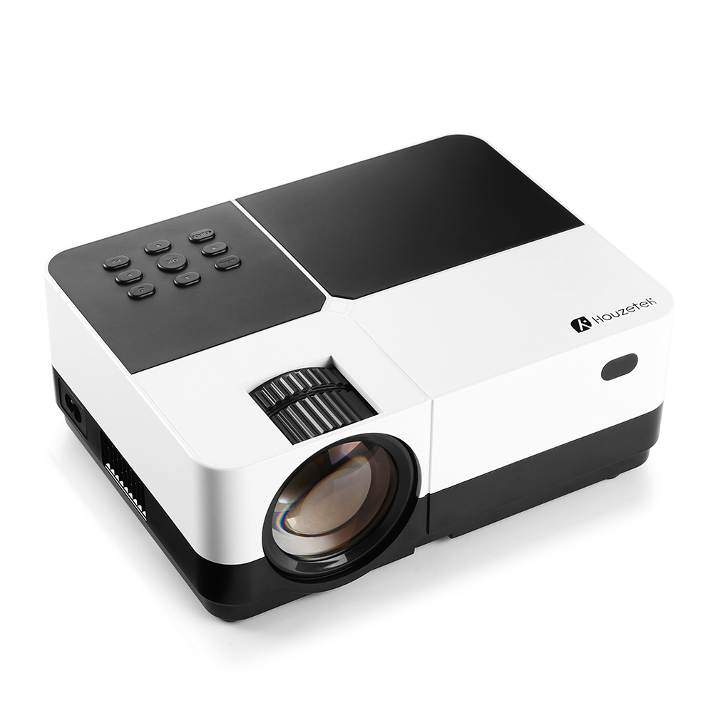 Houzetek H2 Portable Mini Projector