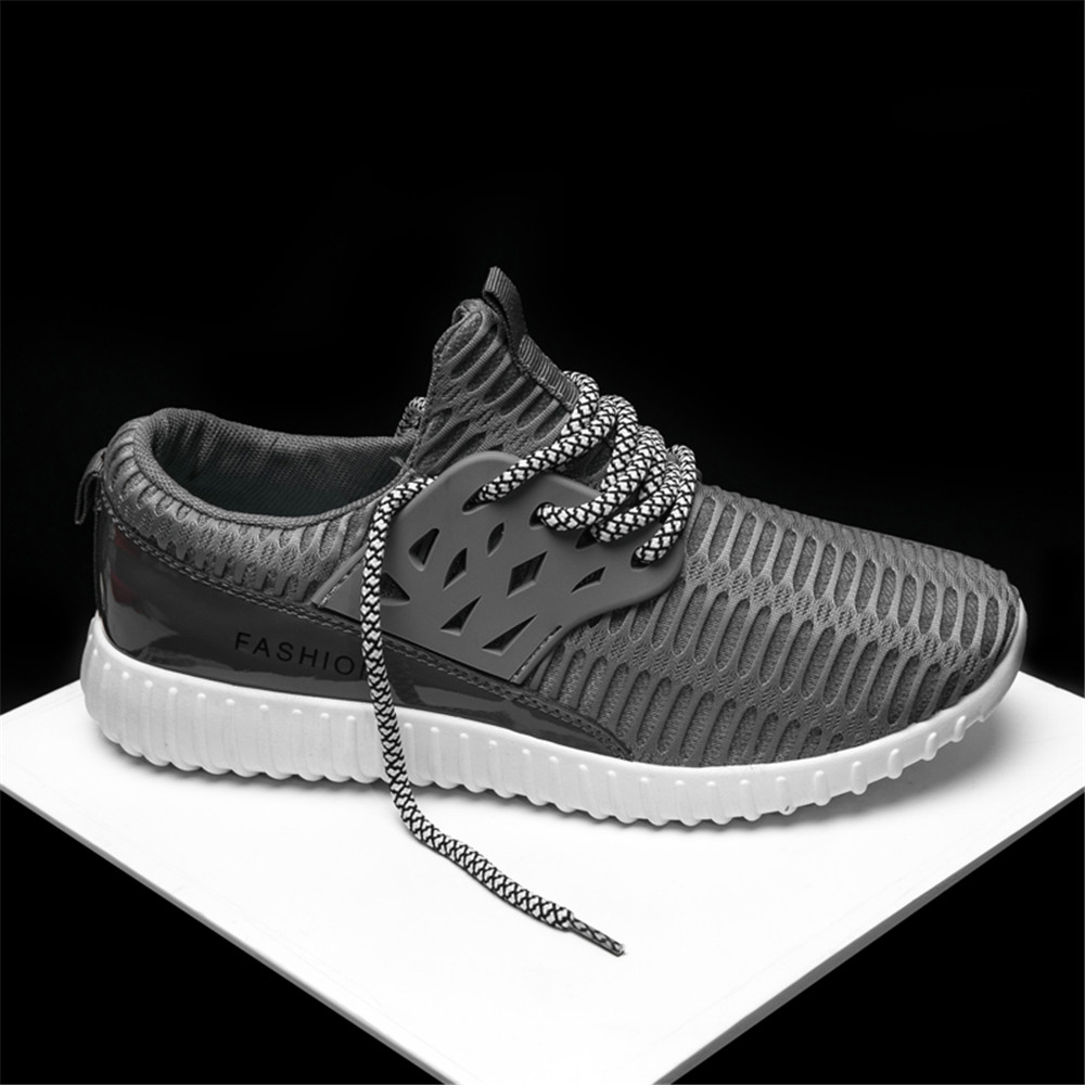 ZEACAVA New Running Men's Breathable Wild Casual Mesh Shoes