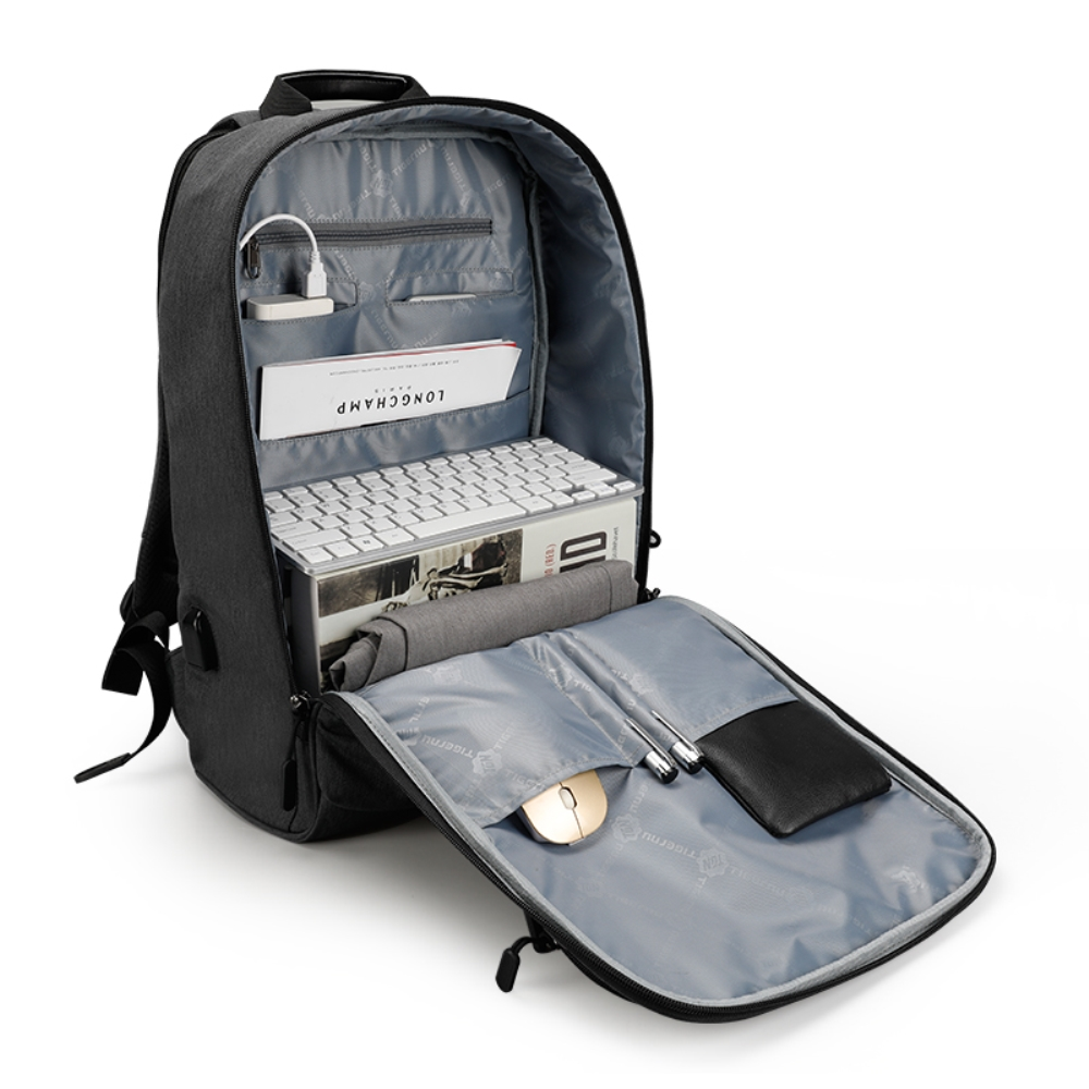 Tigernu T - B3305 Notebook Computer Package Travel Backpack Anti-Theft Bag