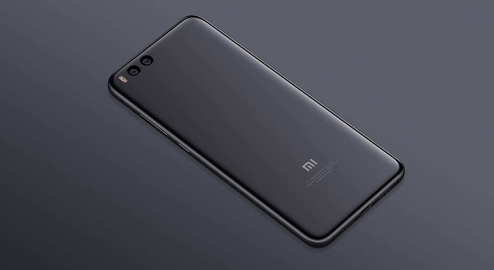 Xiaomi Mi Note 3 4G Phablet 5.5 inch MIUI 8 Snapdragon 660 2.2GHz Octa Core 6GB RAM 64GB ROM 16.0MP Front Camera Fingerprint Scanner