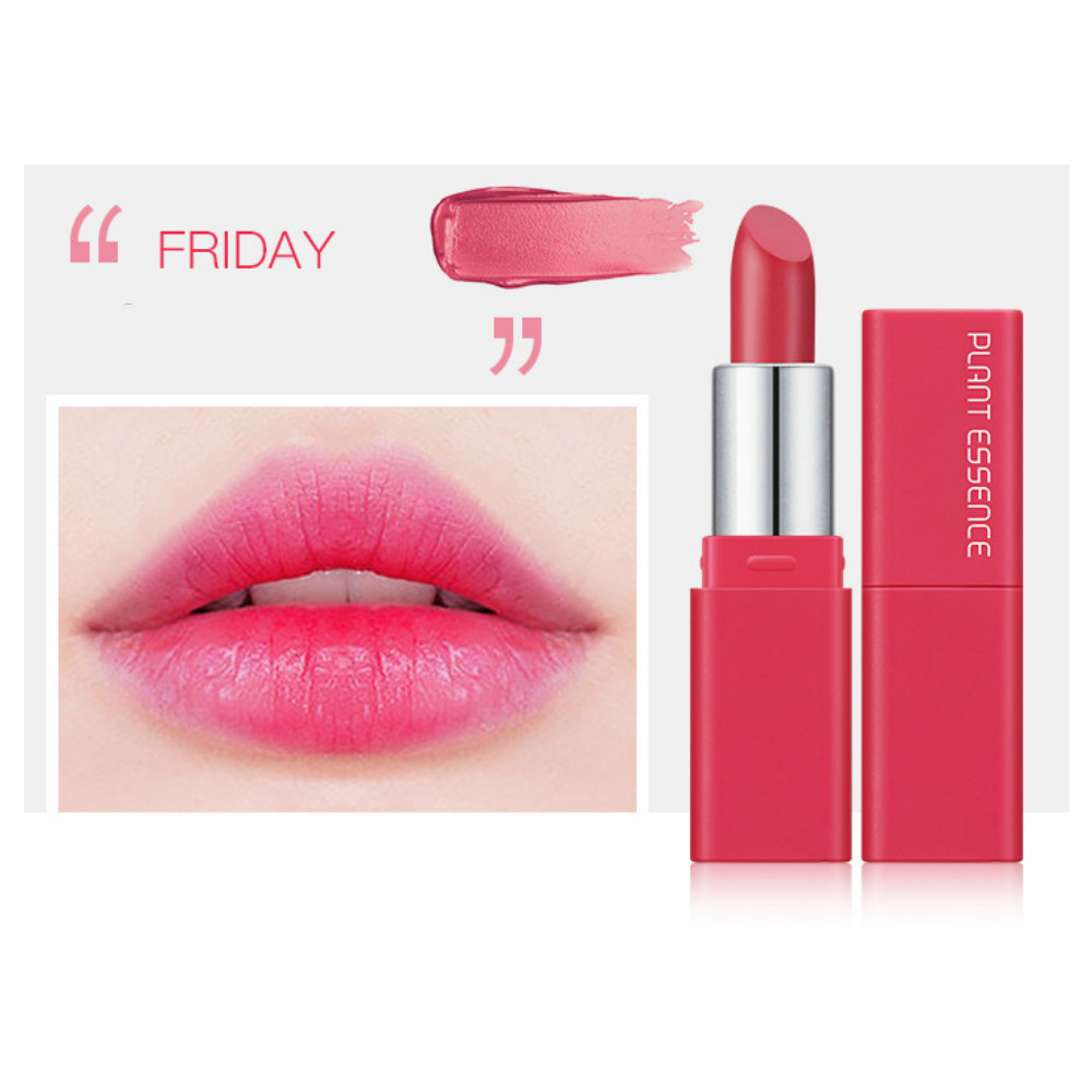 6 Colors Matte Lipstick Waterproof Lip