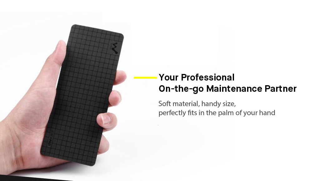 Xiaomi Mijia Wowstick Wowpad 2 Magnetic Position Screw Plate Review 2018 And Coupon Code