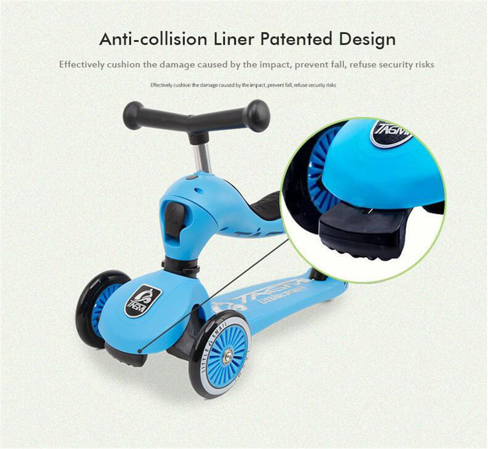 Cute Outdoor Scooter for Children- Pink