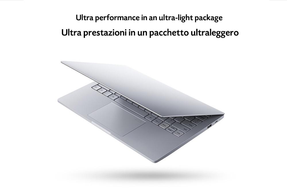Xiaomi Mi Notebook Air 13.3 i7-8550U 8/256GB MX150