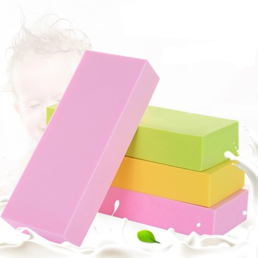 Soft Bath Sponge Gentle Soothing Body for Clean 1PC