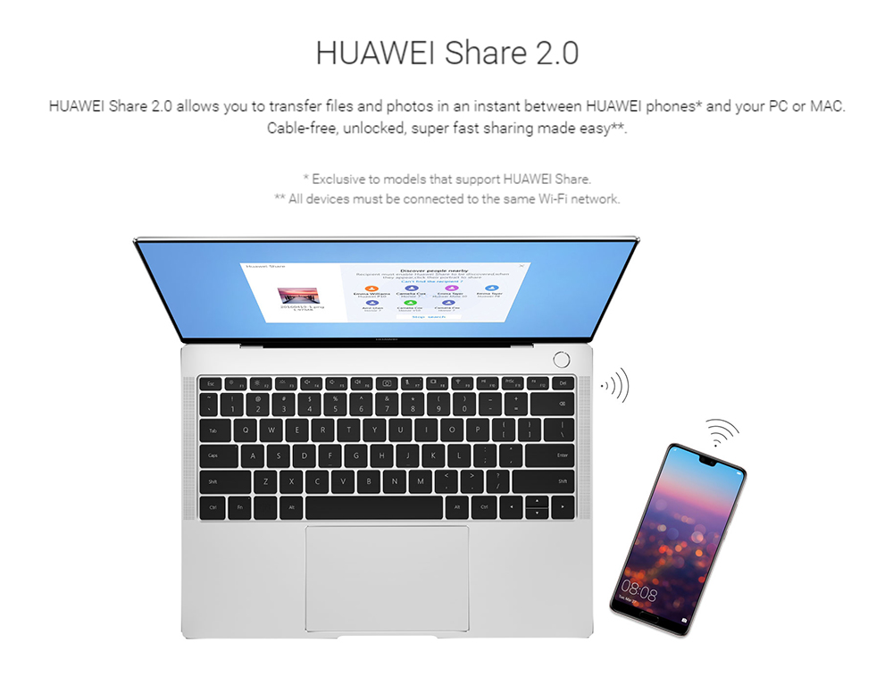 HUAWEI P20 4G Phablet 5.8 inch Android 8.0 Kirin 970 Octa Core 2.36GHz 4GB RAM 128GB ROM 24.0MP Front Camera Fingerprint Recognition Type-C