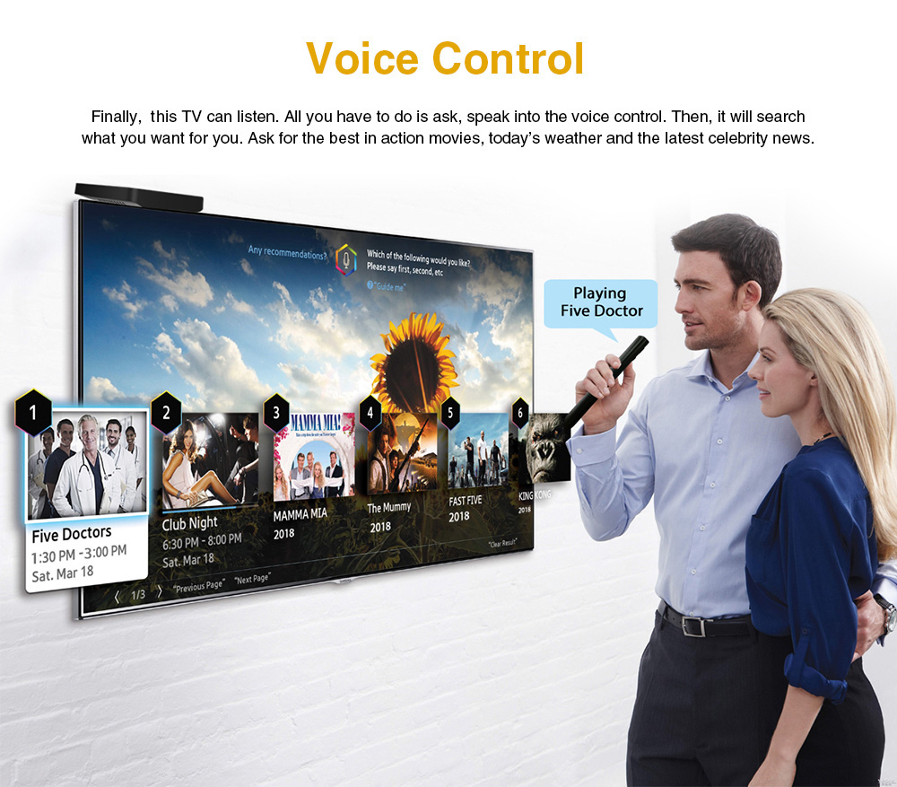 A95x Pro Android Tv Box With Voice Control 8999 Free Shipping An Electrical Shaver Point How To Fit A Shaving Socket Diy Doctor Amlogic S905w 71 2gb Ram 16gb Rom