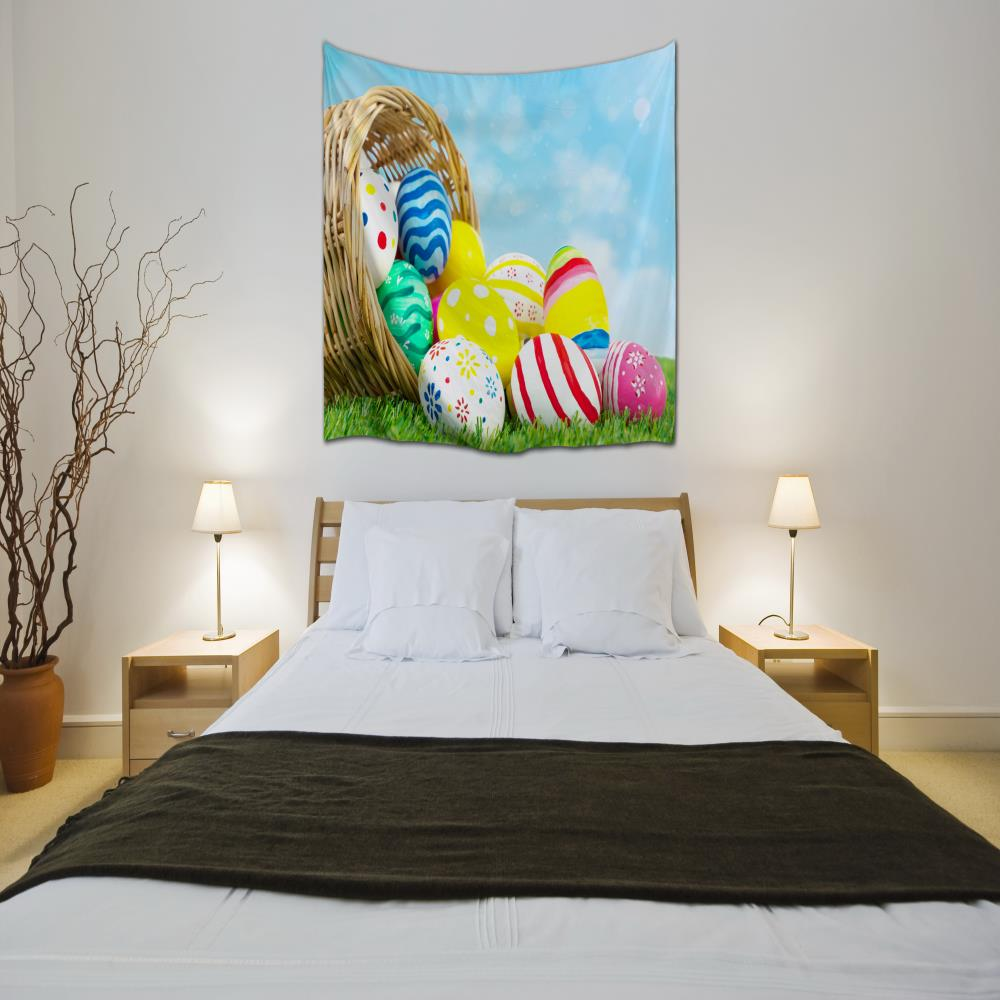 Sky Eggs 3D Printing Home Wall Hanging Tapestry for Decoration