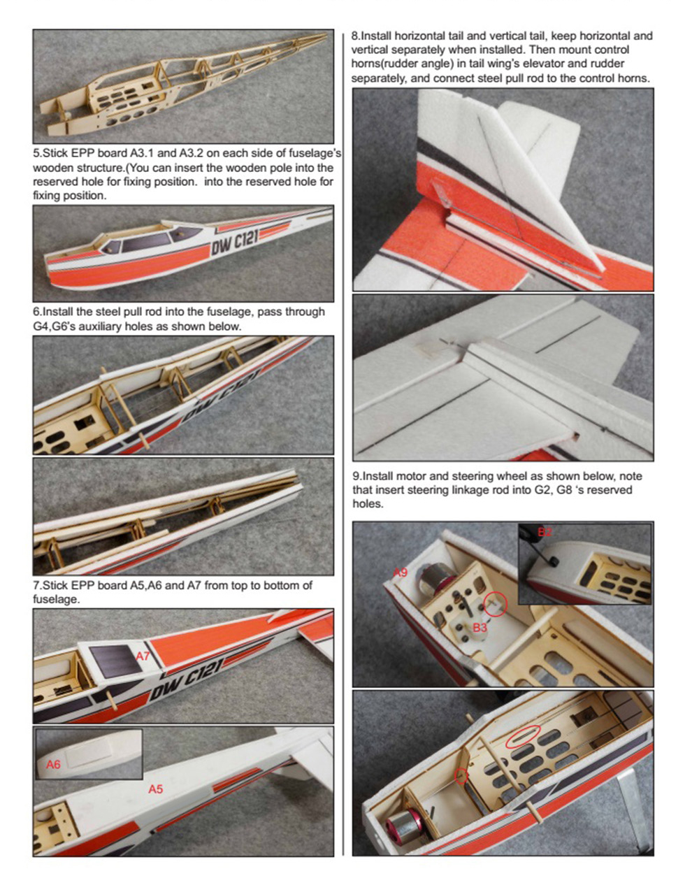 EPP 960mm Wingspan Training RC Airplane for Beginners - $49.99 Free ...