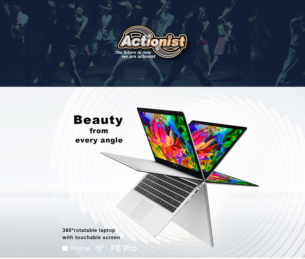 coupon Teclast F6 Pro Notebook