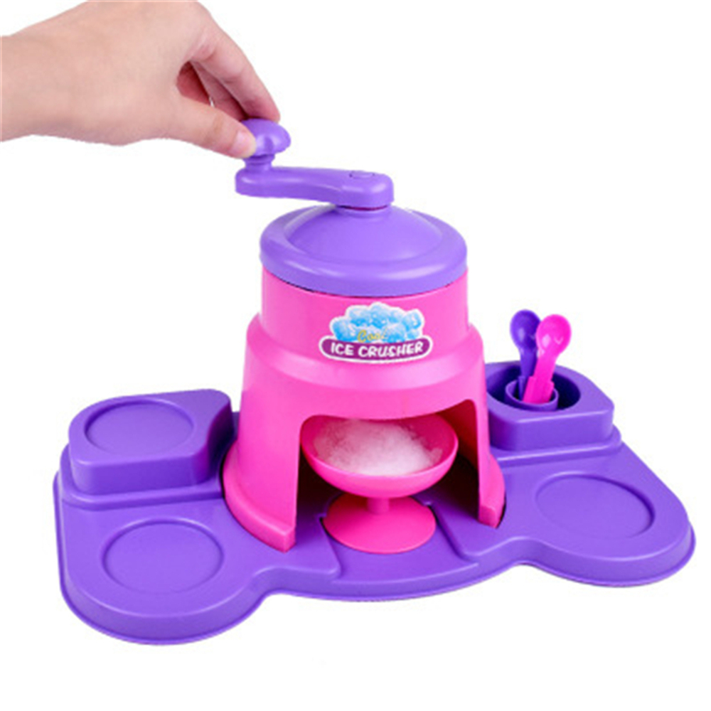 Girls Fancy Kitchen Toy Ice Cream Machine