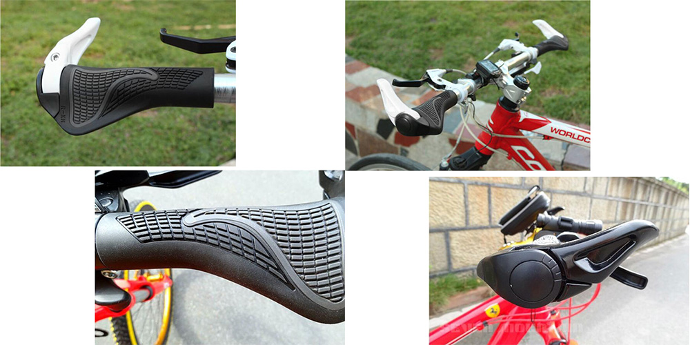 Outdoor Anti-skid Shockproof Bicycle Handlebar Cover