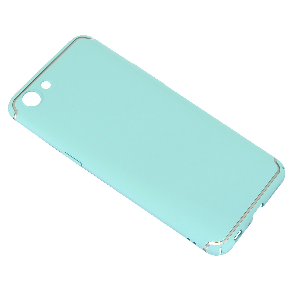 Case for OPPO A83 Art Line Back Cover Solid Color Hard PC