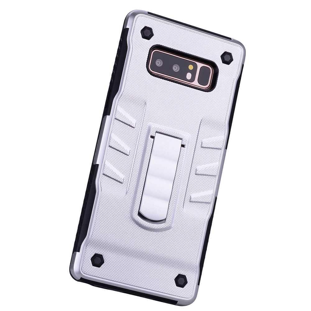Pc Tpu Bracket For Samsung Note 8 Protective Cover Two In One Anti Circuit Board 2 N7100 Best Durable Case Cell Phones