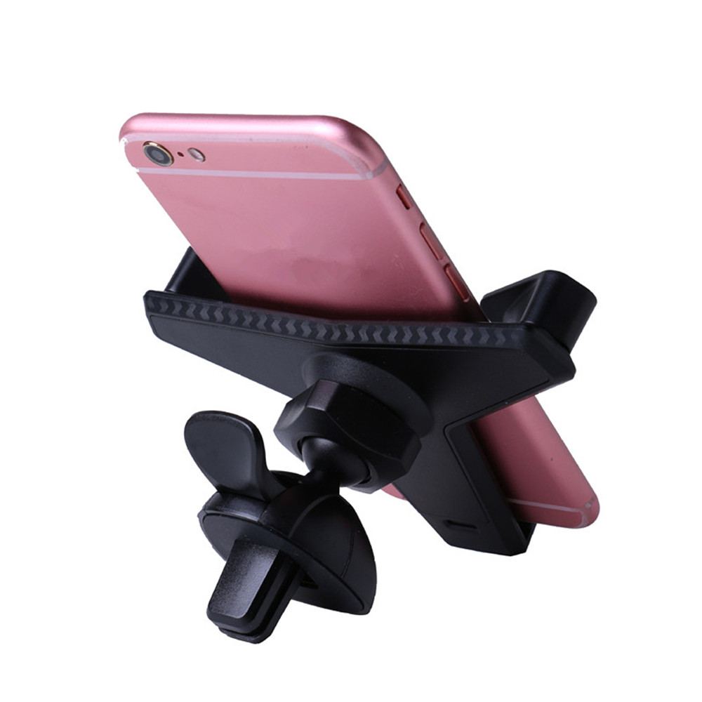 Car Air Vent Mount 360 Degree Ratotable Mobile Phone Holder