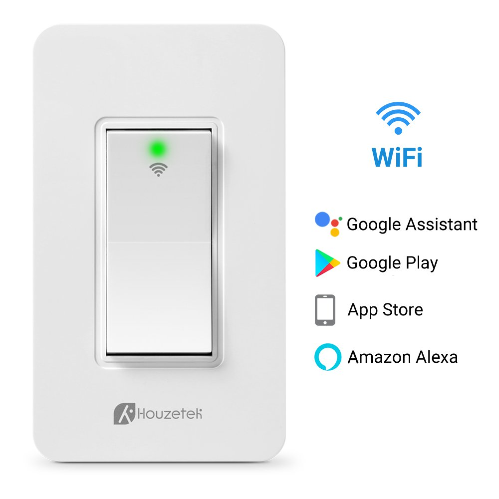 Houzetek PS – 15 – SA Smart Light Switch Review And Coupon Code