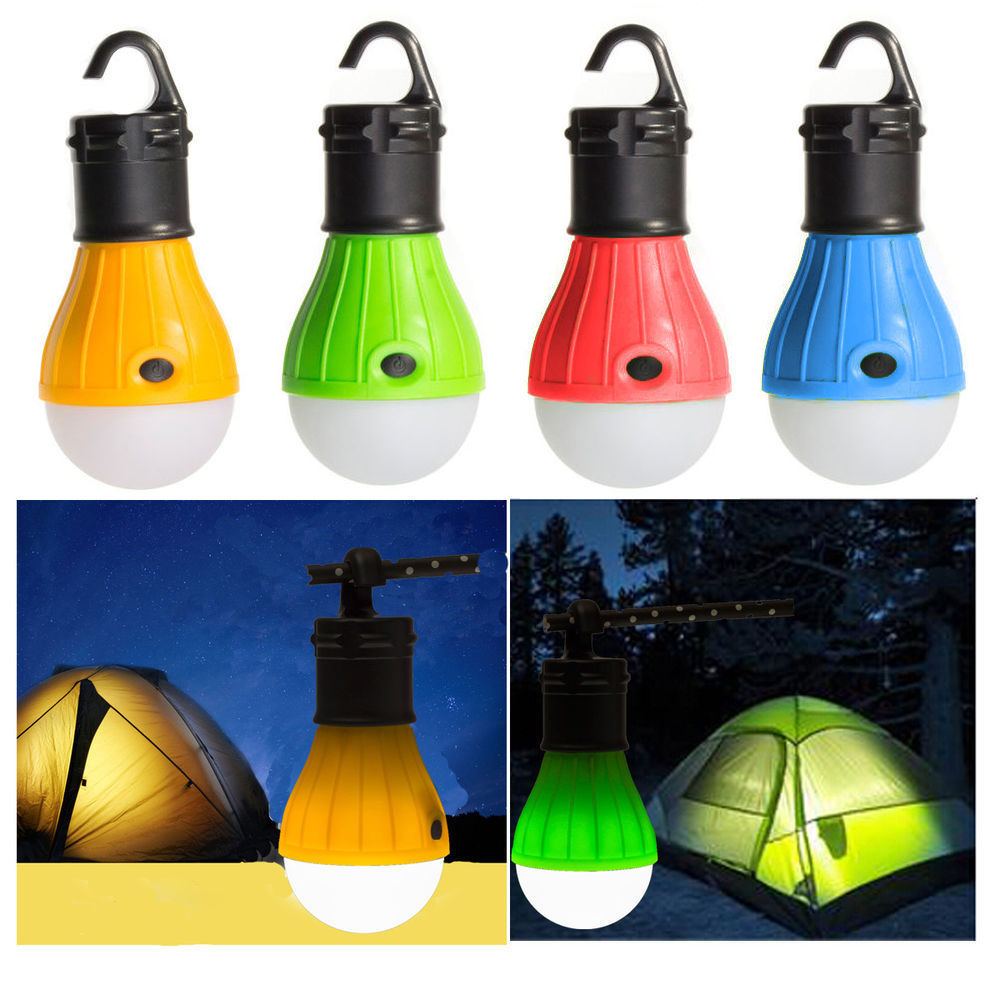 Outdoor Camping Lamp Tent Portable Led Lantern