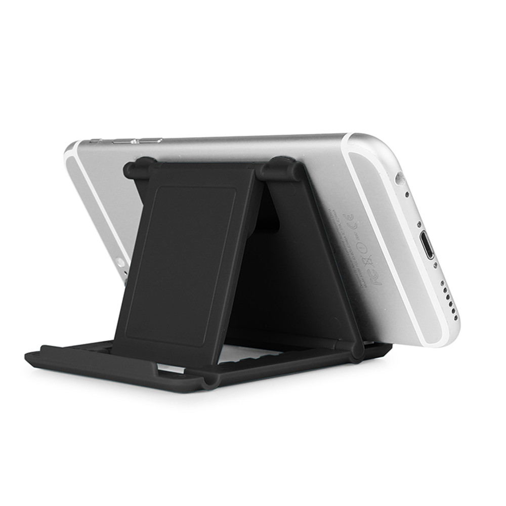 Adjustable Foldable Cell Phone Tablet Desk Stand Holder Bracket For Smart Phone
