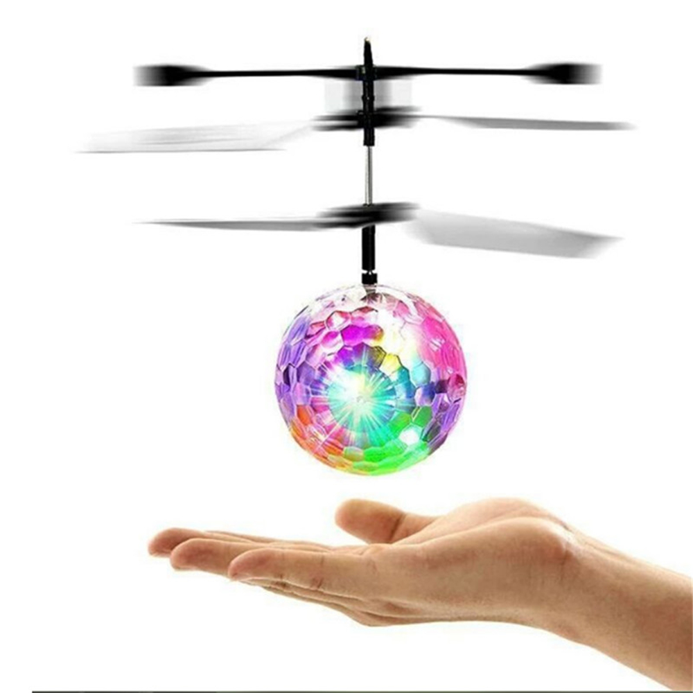 RC Infrared Induction Helicopter Ball Toy