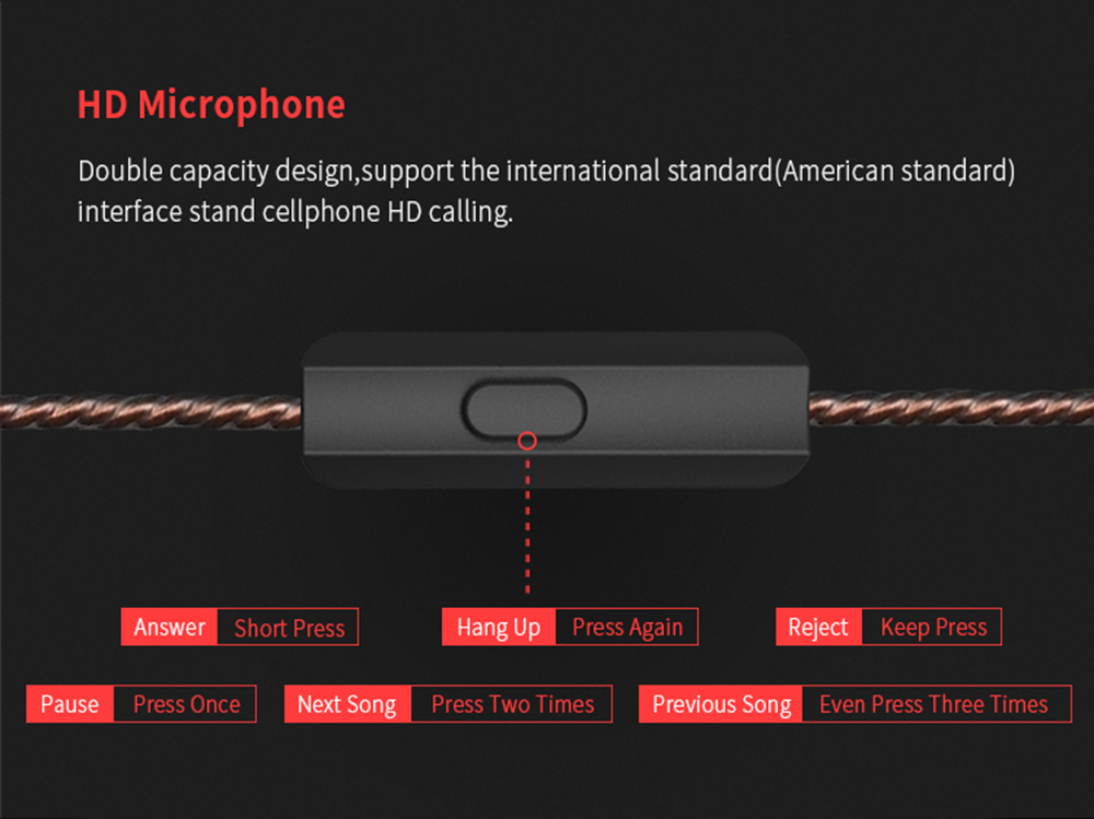 Dashing 3.5mm Male To 2 Female Splitter Audio Stereo Aux Earphone Mic Adapter Connector Drop Shipping Support Digital Cables Data Cables
