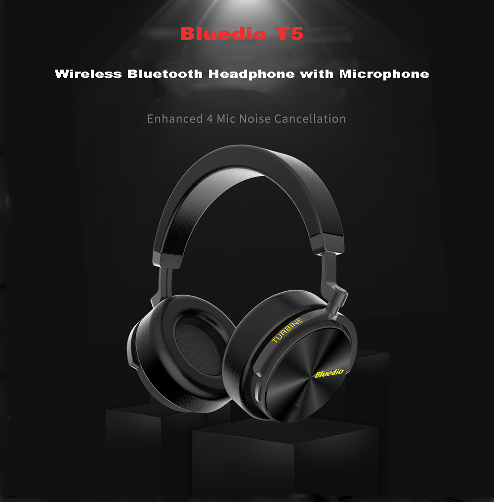 Bluedio T5 Bluetooth Headphones Pakistan brandtech.pk