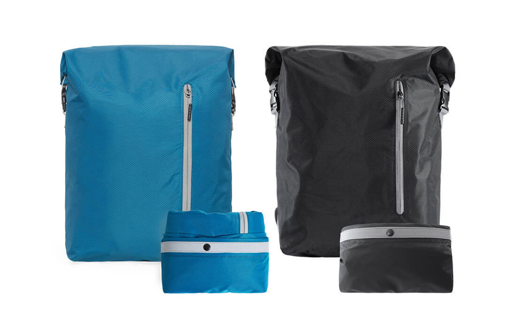 90fen Multifunctional Foldable Sports Backpack- Glacial Blue Ice