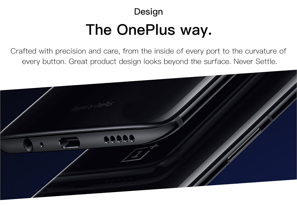 OnePlus 6 The Avengers Edition 4G Phablet International Version