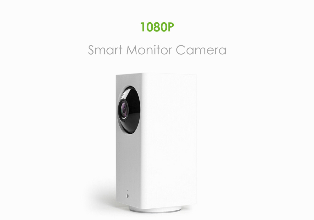 Details about Indoor Xiaomi Dafang 1080P 120°Smart IP Camera Wi-Fi Full HD  Motion Detection US
