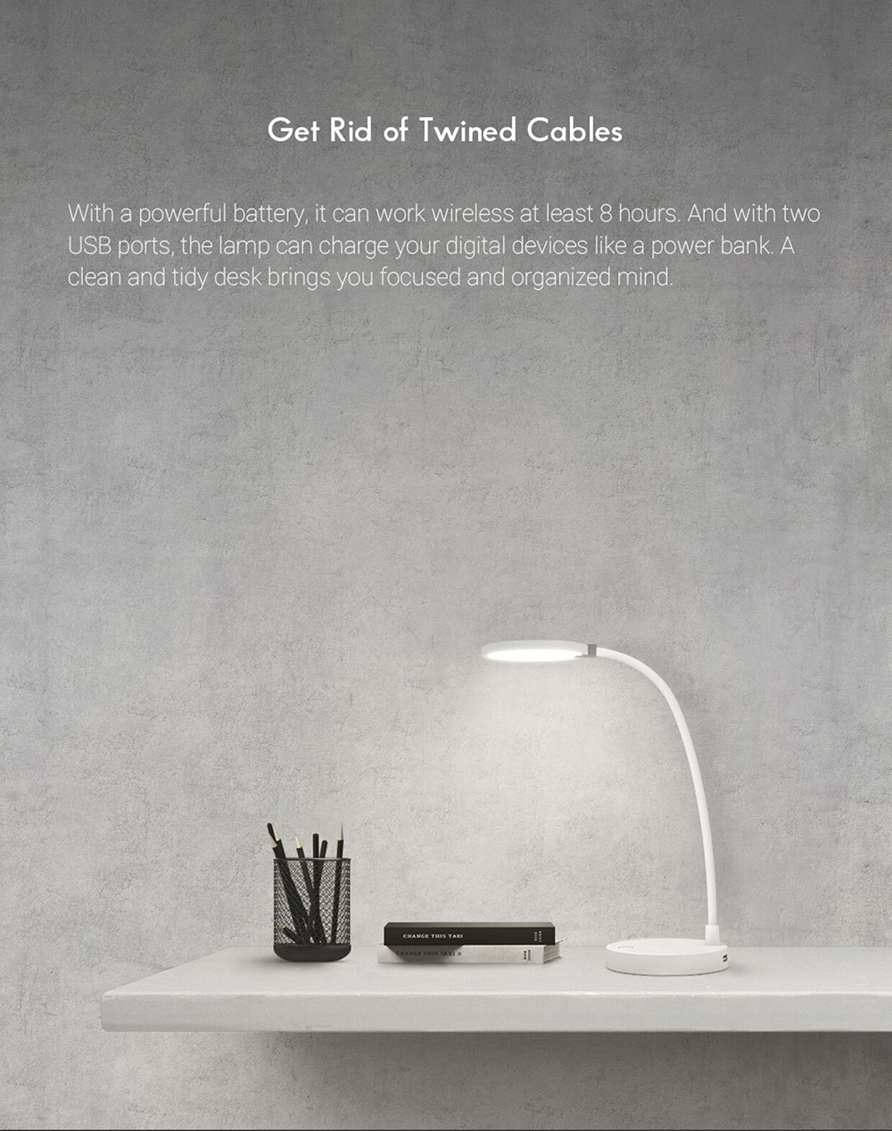 Coowoo U1 Intelligent Led Desk Lamp From Xiaomi Youpin 2699 Free Curved Circuit Board Art Make A Touchless Touchswitch 6 Mijia With Light Sensor Wireless Eye Protecting Function 100