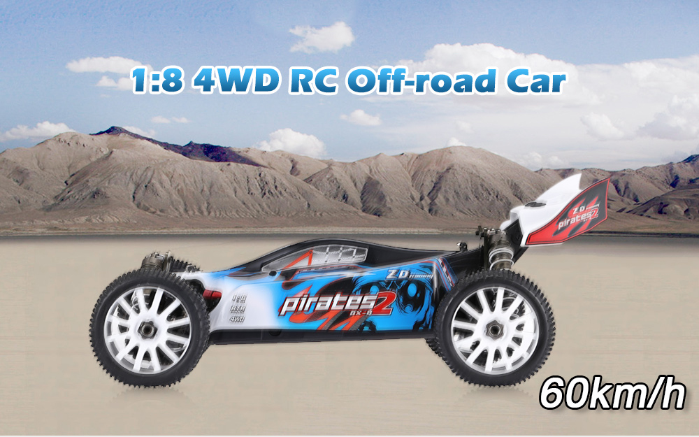 Zd Racing 9072 1 8 Scale 4wd Rc Off Road Buggy Rtr 306 16 Free