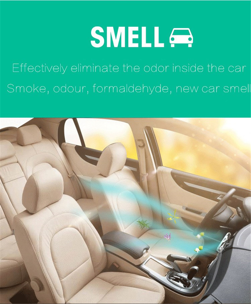 SpedCrd Car Freshener Auto Outlet Perfume Vent Air Diffuser