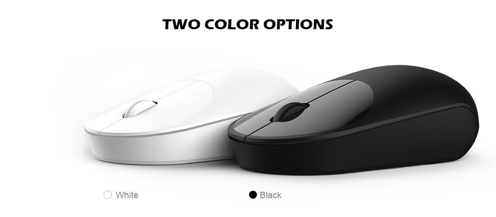 Xiaomi Wireless Mouse Youth Version 1200dpi- Black