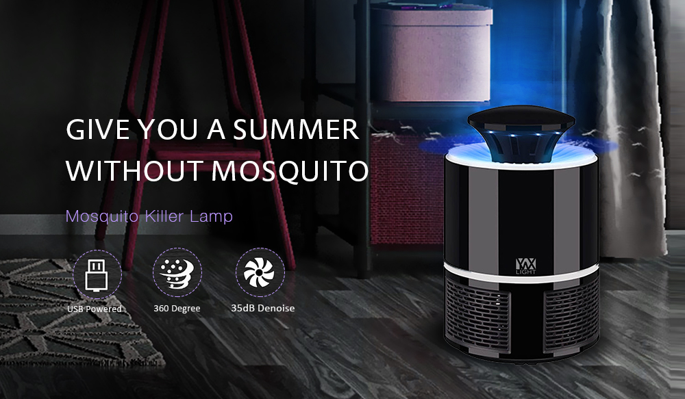 Image result for usb powered bug zapper mosquito killer lamp