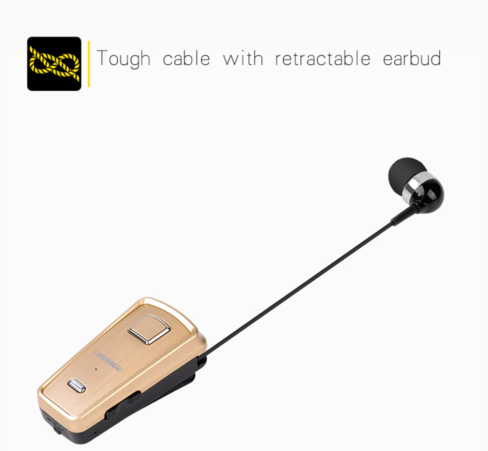 ASTROSOAR - Bluetooth Earphones -- FineBlue F980 Bluetooth Earphones Earbuds Clip-on Earbuds