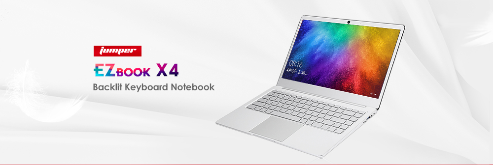 Jumper Ezbook X4 Notebook 350 00 Free Shipping Gearbest Com