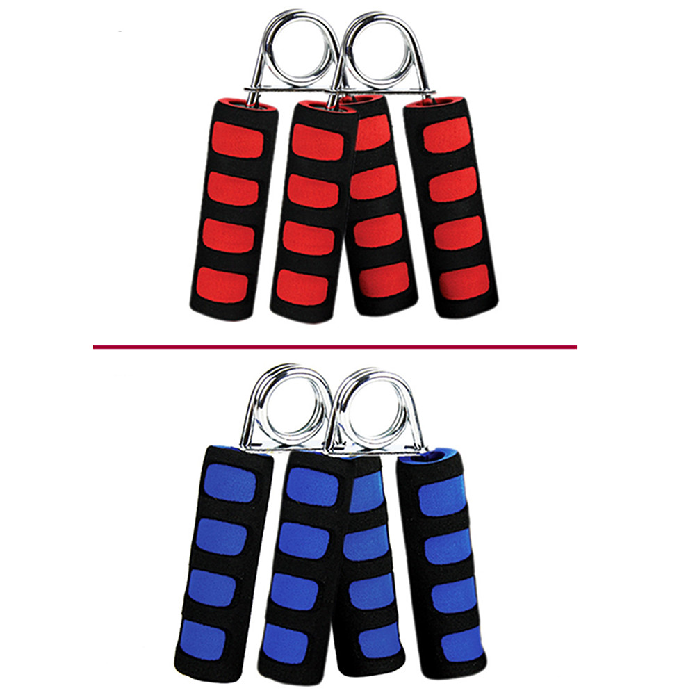 Rehabilitation Fitness Equipment Rubber Type A Grip- Red