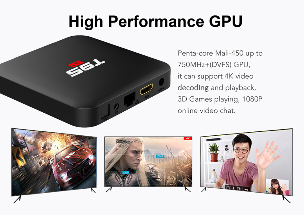 T95 S1 Android Box