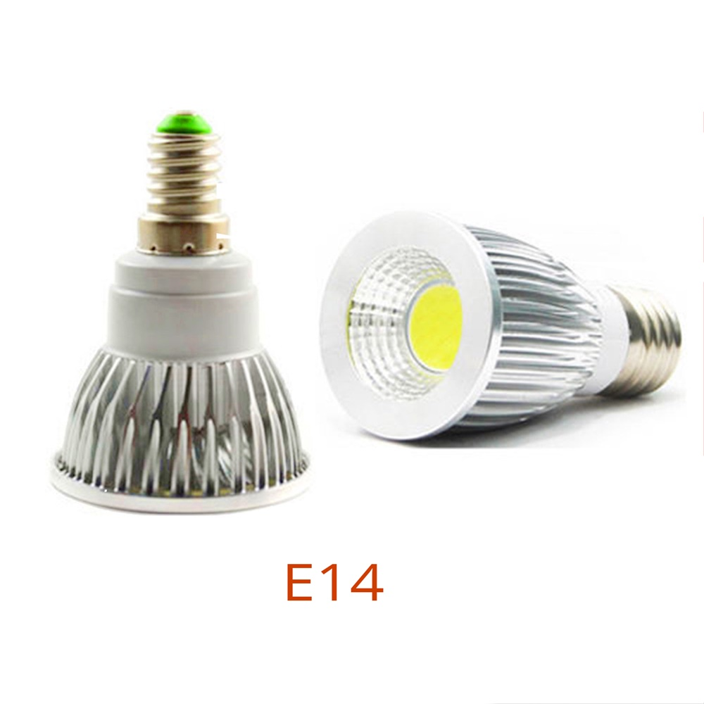 E14 E27 LED Candle Light 6W 9W 12W Warm Cool White Lamp Chandelier Bulb Dimmable
